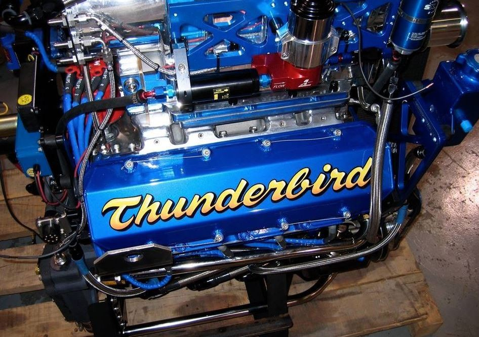 Thunderbird Racing